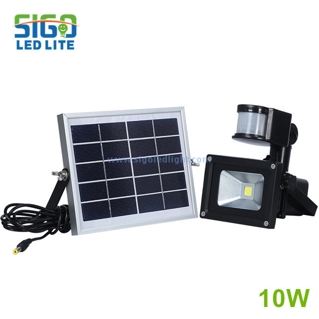 Proyector solar serie GSLF 10W